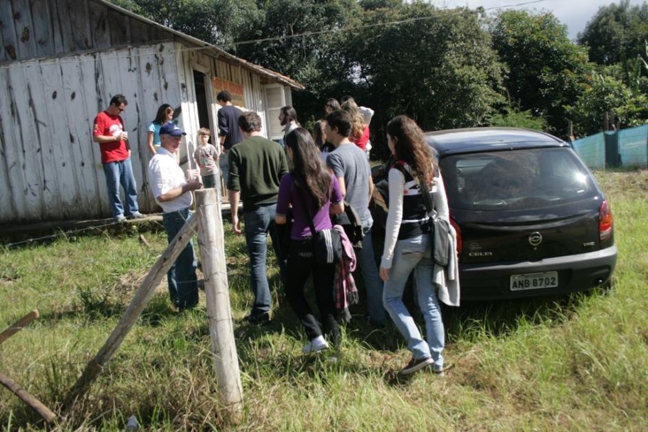 Reunião Associação de Moradores , Graciosa _ Pinhais _ 2010